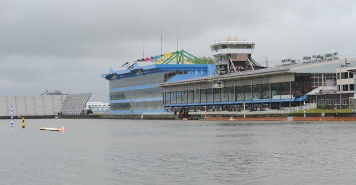 三国競艇場|