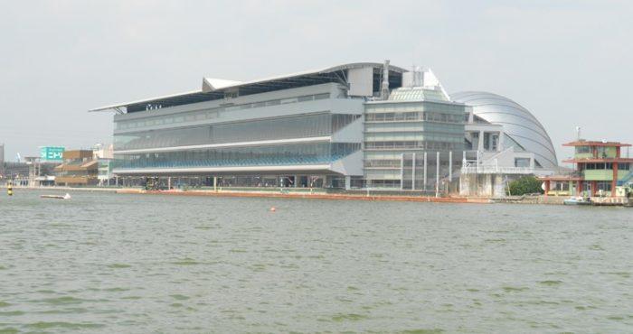 津競艇場|