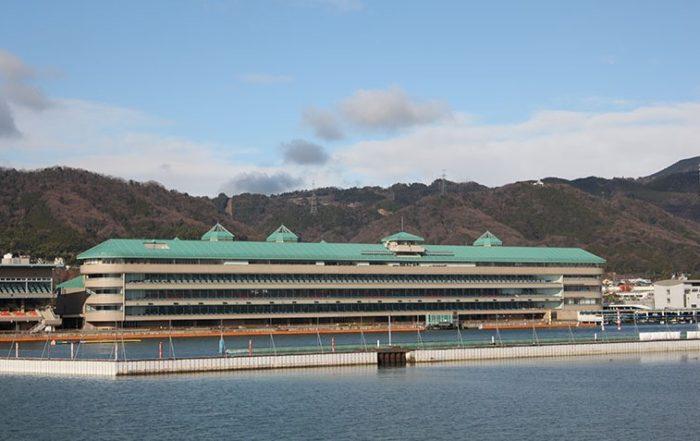 琵琶湖競艇場