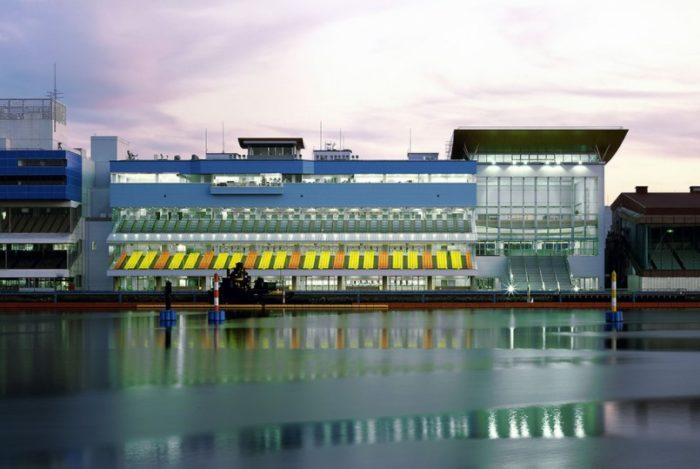 福岡競艇場|