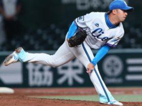 野田昇吾プロ野球